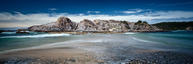 Jimmy's Island, Guerilla Bay
