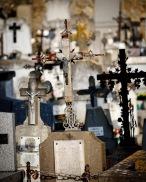 Cemetery in Carcassone