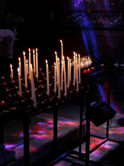 Mirepoix Cathedral, Midi-Pyrénées, France