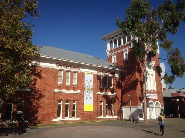 PICA building