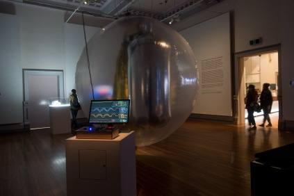 Installation at RMIT gallery, Melbourne